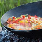 Recetas wok electrico