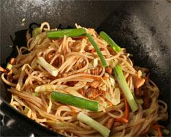 Fideos al wok utilisima